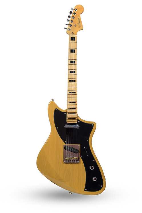 """New 2018 Fender Limited Edition """"Parallel Universe"""" Meteora"""