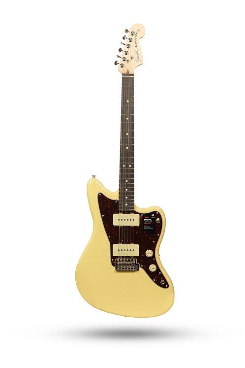 New 2019 Fender American Performer Jazzmaster Buttercream