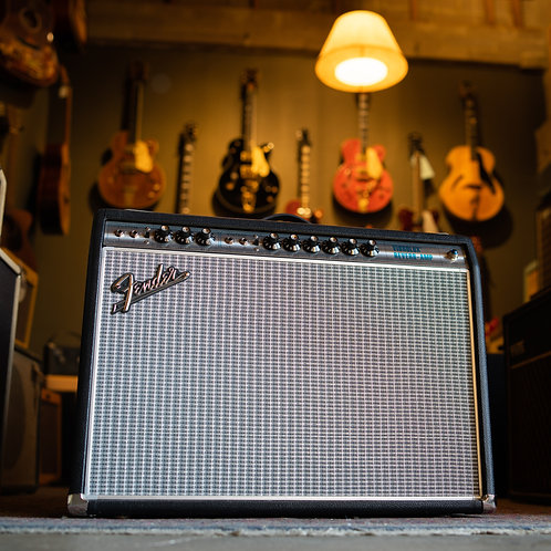 New Fender '68 Custom Vibrolux Reverb
