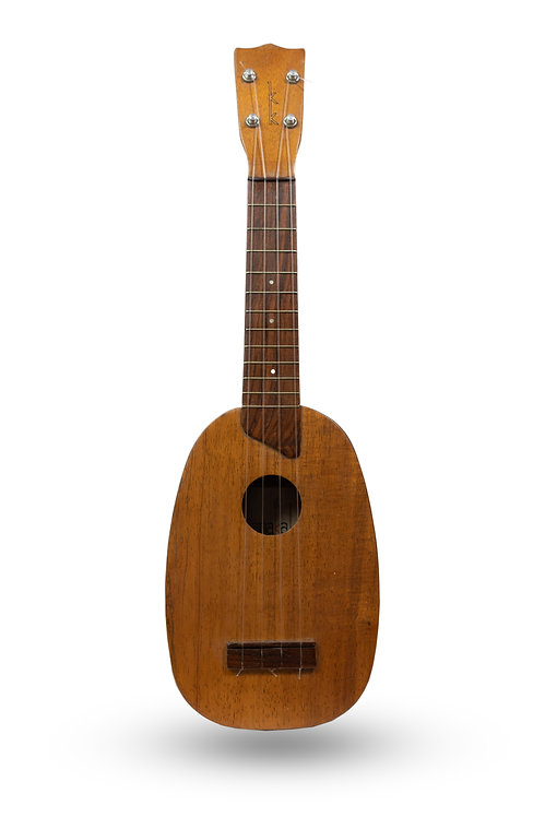 1970's Kamaka HP-1 Hawaiian Pineapple Ukelele