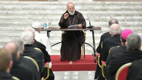 Frei Cantalamessa: Jesus Cristo não é uma ideia, mas uma pessoa