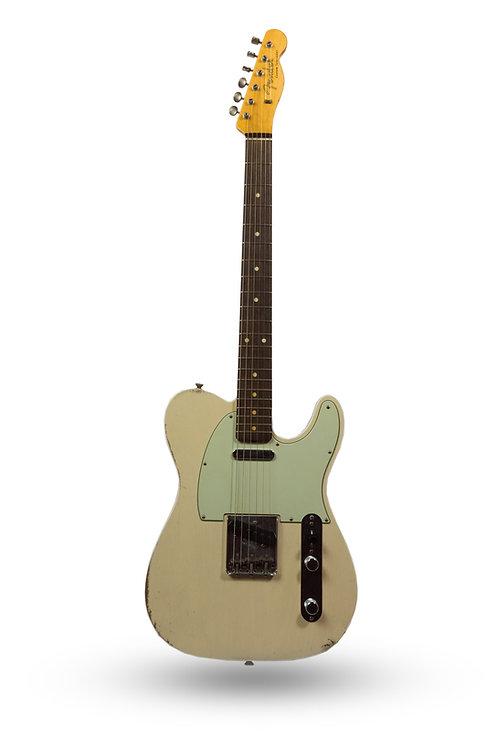 New 2015 Fender Custom Shop '60 Custom Telecaster Journeyman Relic