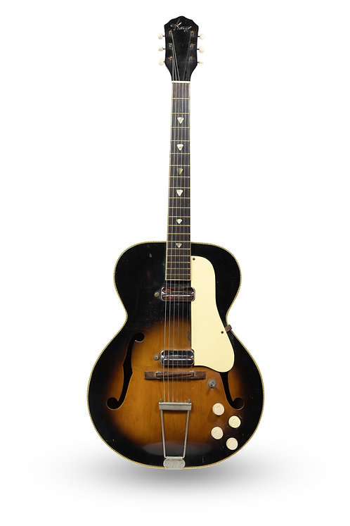 1960's Kay 6550 Archtop