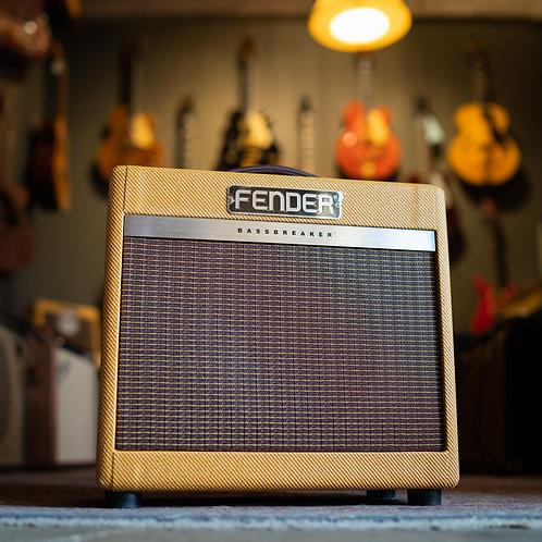 """New 2019 Fender FSR Bassbreaker 007 1x10"""""""
