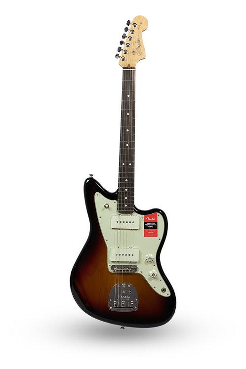 New Fender American Professional Jazzmaster Sunburst