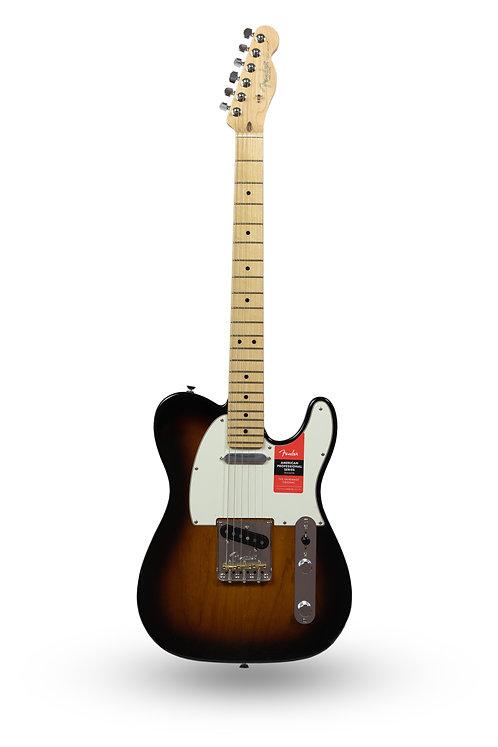 New Fender American Professional Telecaster Sunburst