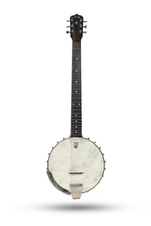 Used Recent Vega Senator 6-String Banjo