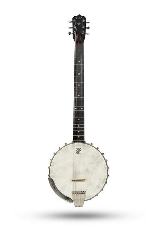 Used Recent Vega Senator 6-String Banjo