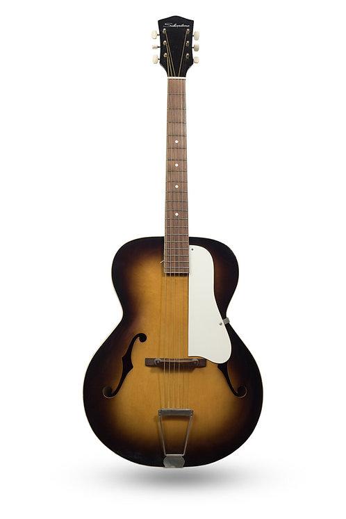 1960's Silvertone 627/619 Archtop