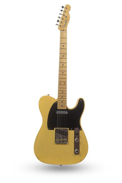 New 2015 Fender American Vintage '52 Telecaster Butterscotch Blond