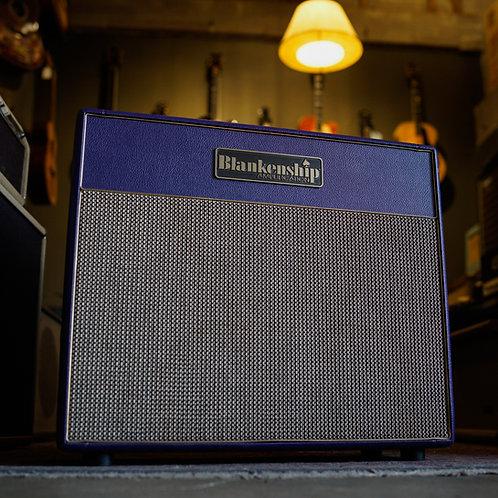 "Used 2010 Blankenship 18-Watt Plexi Combo 2x10"" Purple"