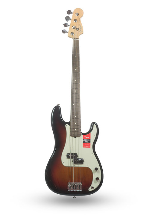 New Fender American Professional Precision Bass