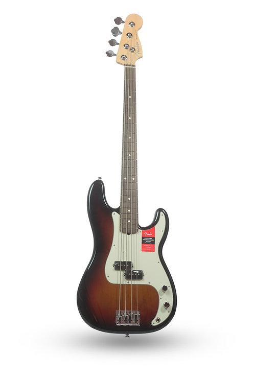 New Fender American Professional Precision Bass