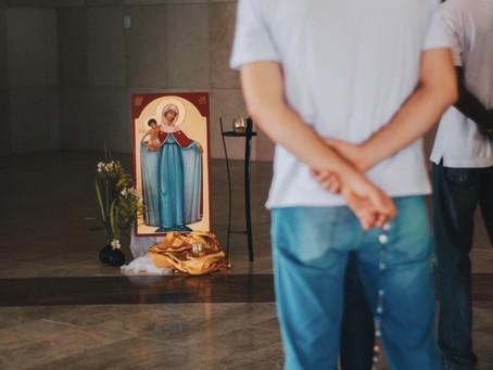 Oração a Maria Santíssima