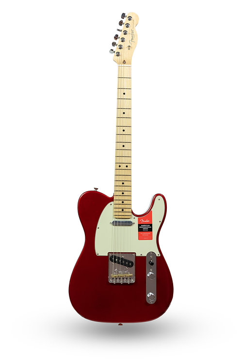 New Fender American Professional Telecaster Candy Apple Red