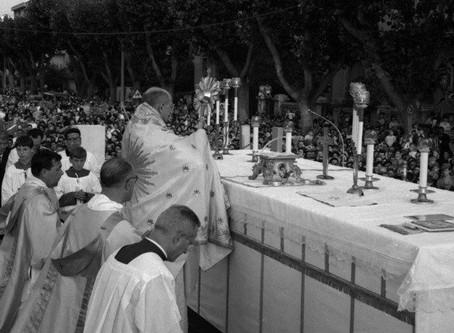 Corpus Christi no magistério dos Papas: caminho de salvação que vem de longe