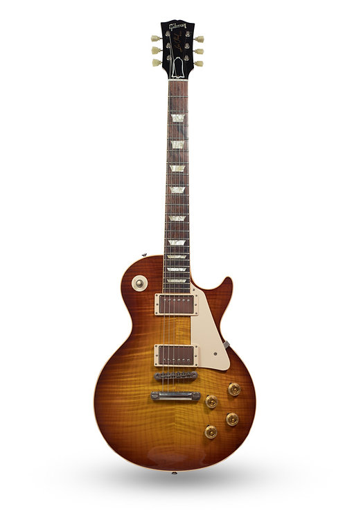 Used 2009 Gibson Custom Shop Les Paul R9 50th Anniversary Scotch Burst