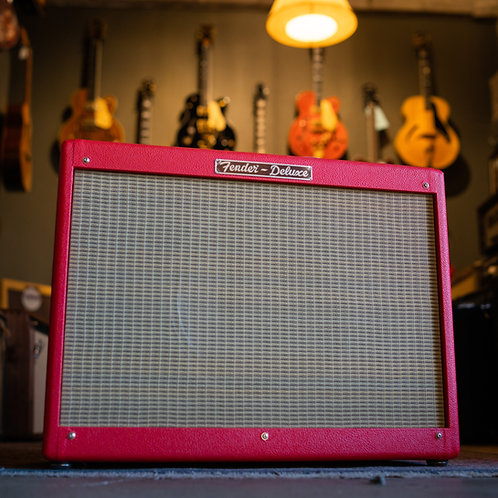 "New 2018 Fender FSR Hot Rod Deluxe 1x12"" Extension Cab"