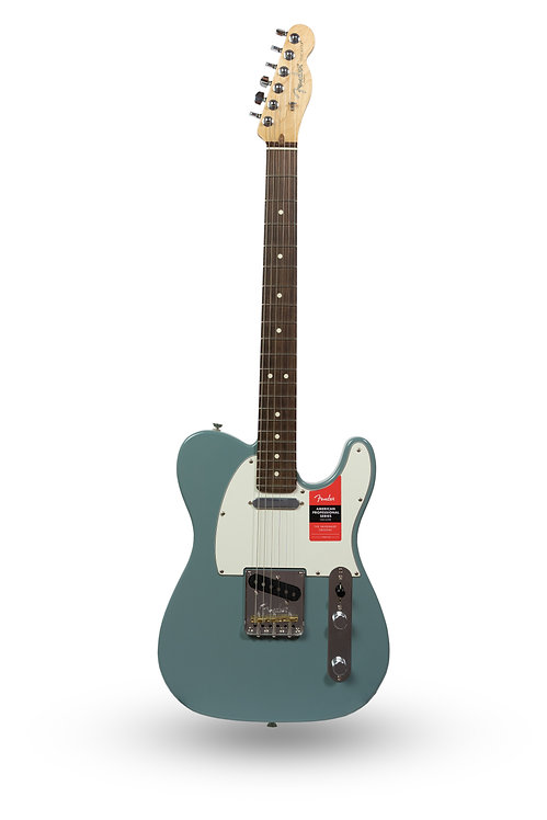New Fender American Professional Telecaster Sonic Gray