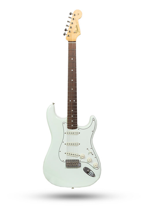 New 2015 Fender American Vintage '65 Stratocaster Olympic White