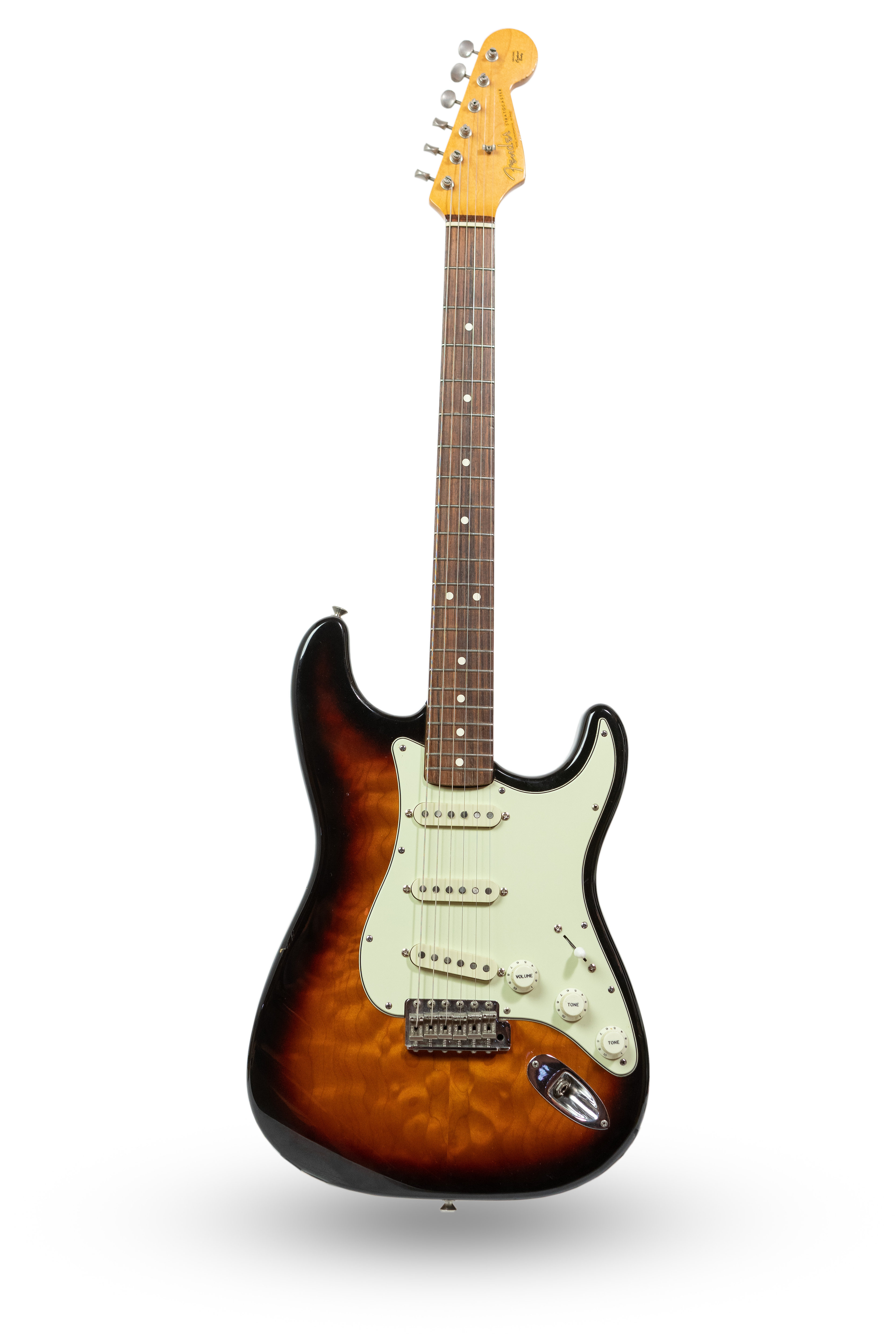 Used 1994 Fender '62 Stratocaster Guitar Center 30th Anniversary