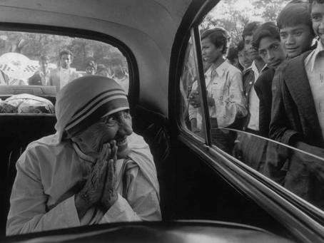 Santa Madre Teresa de Calcutá: A Providência Divina não nos abandona