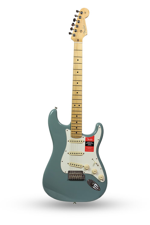 New Fender American Professional Stratocaster Sonic Grey