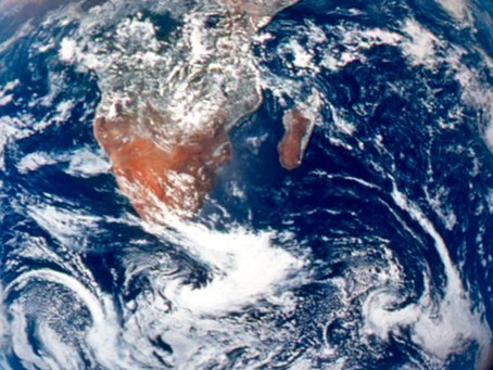 Earth Day 2020: recomeçar para o bem de toda a humanidade