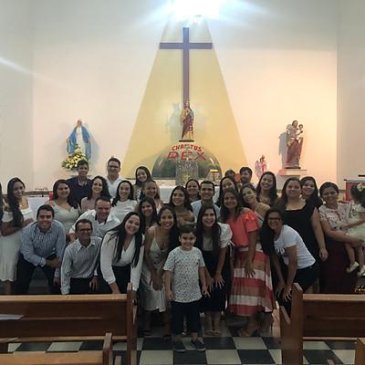 Consagração à Maria - 2019