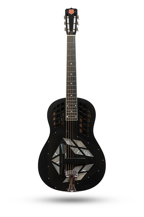 New 2020 National Reso-Phonic M1 Tricone Black