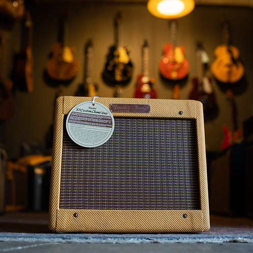 "New Fender '57 Custom Champ 1x8"" Tweed"