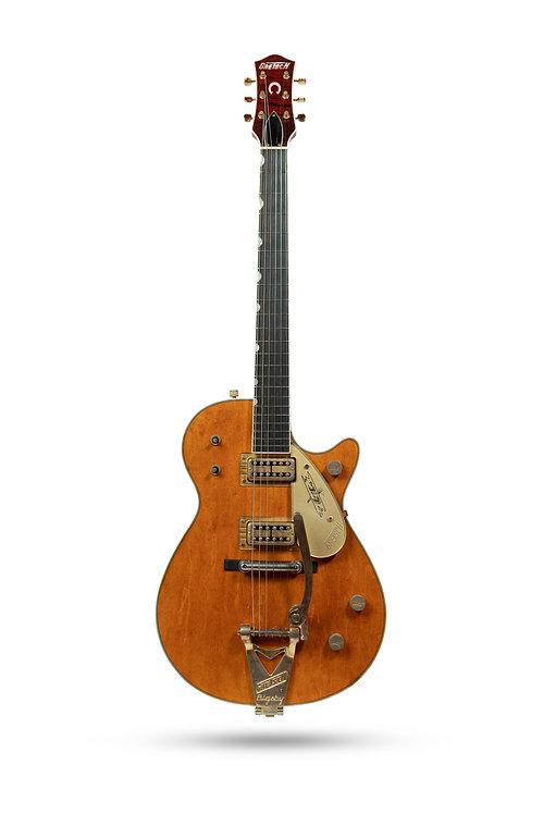 New Gretsch Custom Shop '58 Chet Atkins G6121 Western Orange