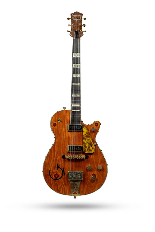 New 2020 Gretsch Custom Shop Stephen Stern 6130 '54 Roundup Knotty Pine Relic