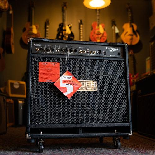 "New Fender Rumble 350 2x10"""