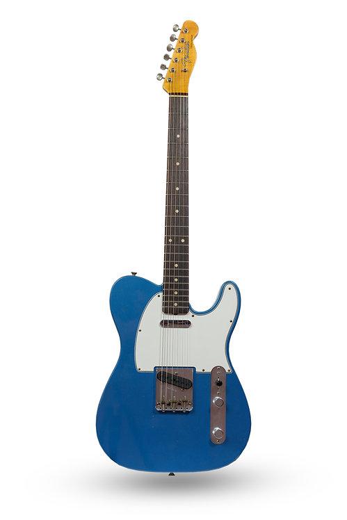 New Fender Custom Shop '60 Telecaster Lake Placid Blue
