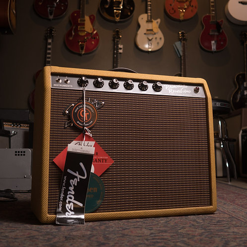 New Fender '65 Princeton Reverb LTD. Tweed