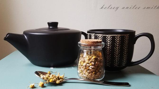Tea Cozy Experiment