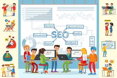 SEO service solutions for local business