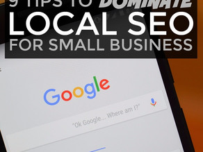 9 Best SEO tips for small businesses