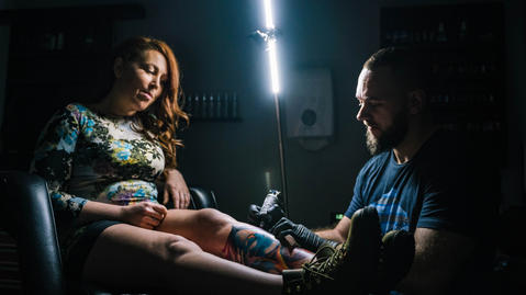 Art Tattoo Galway