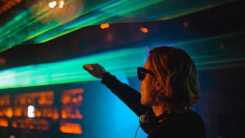 DJ John Gibbons at The Castle