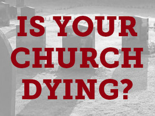 Is The Small Church Concept Dying?
