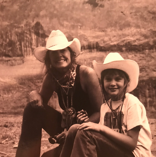 Hanging with the Navajos