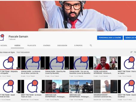 A la rencontre de Prolangue sur sa chaîne YouTube