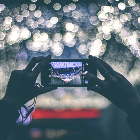 טיפים לצילום נכון לאינסטגרם באמצעות הנייד
