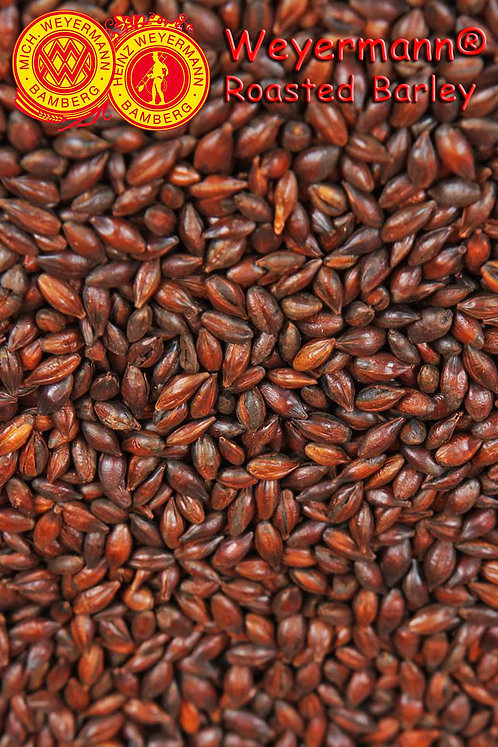 Roasted barley גרעיני שעורה קלויה