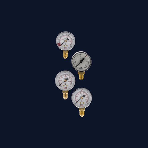 """שעון לווסת פד""""ח לחץ נמוך"""