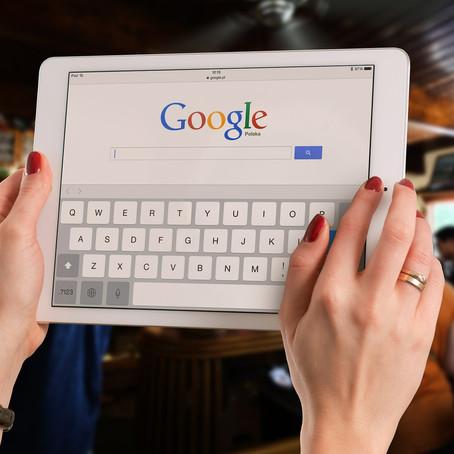 בוא נעלה במנוע החיפוש של גוגל