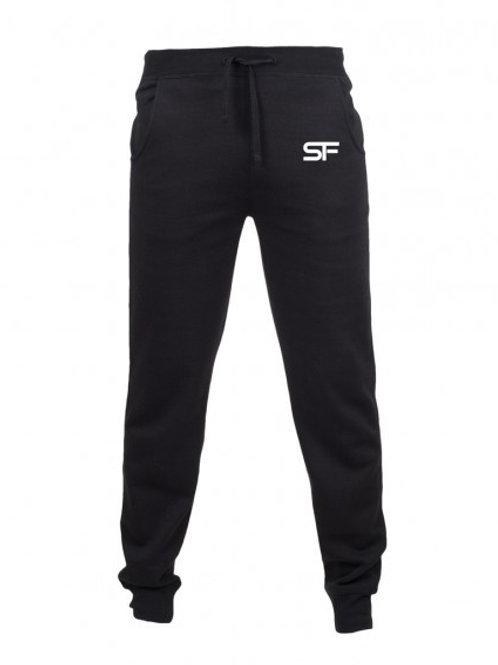 Spike Fitness Joggers (Black)