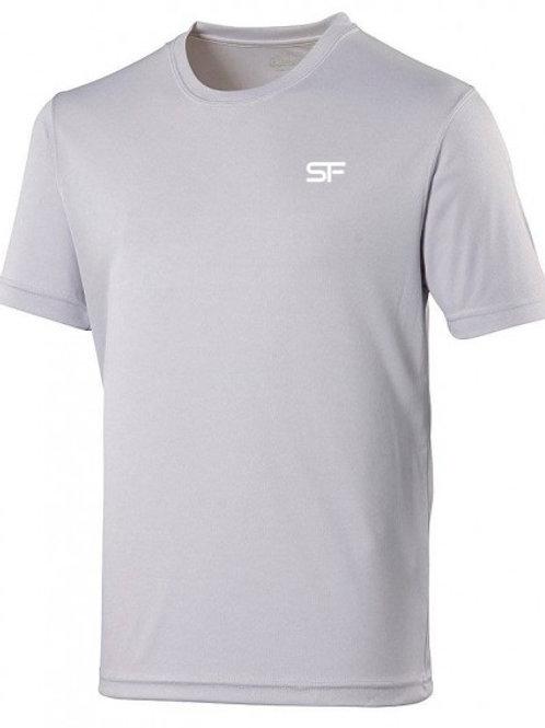 Spike Fitness Workout T-shirt (Grey)